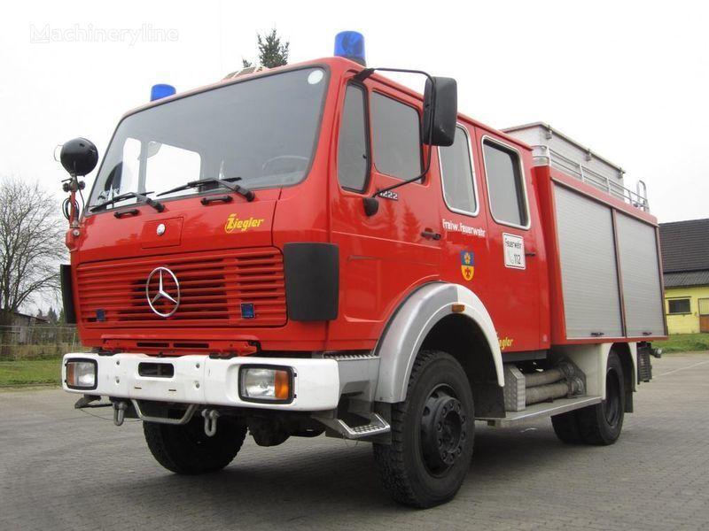 MERCEDES-BENZ 1222 AF brandweerwagen