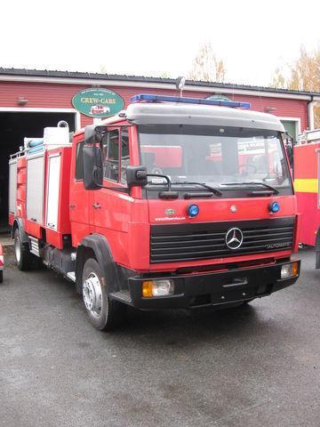 MERCEDES-BENZ 1320 brandweerwagen