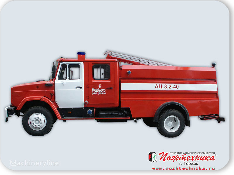 ZIL AC 3,2-40     brandweerwagen