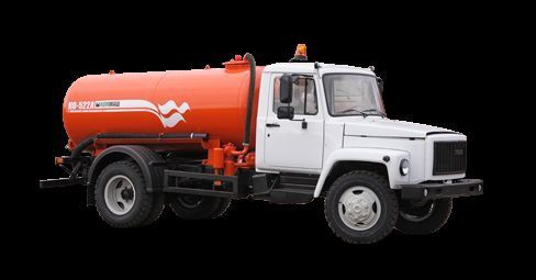 GAZ Vakuumnaya mashina KO-522B kolkenzuiger