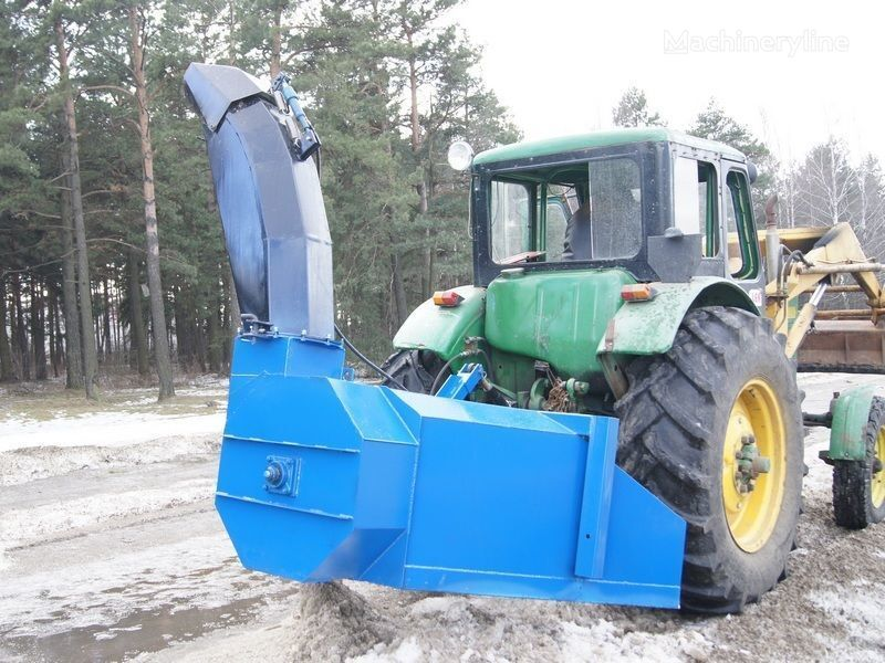 MTZ MK-CR (2.2 i 2.5) sneeuwfrees