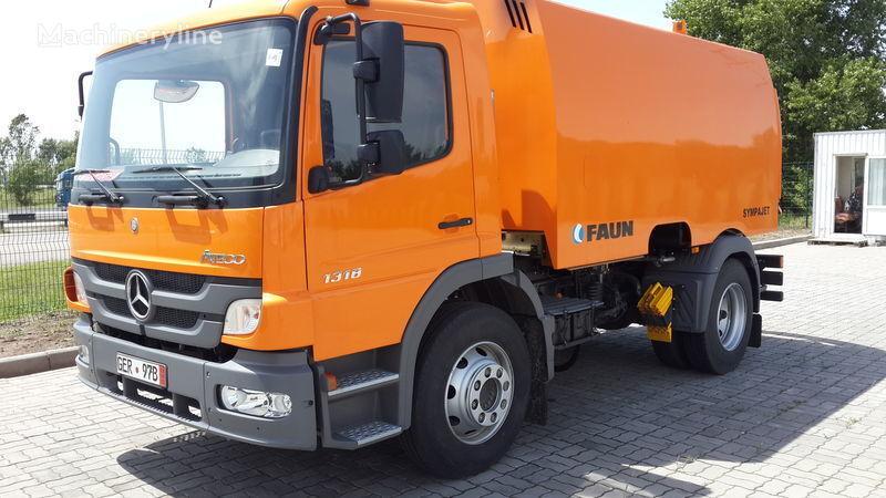 nieuw FAUN VARZ-MV-1318-06 veegmachine