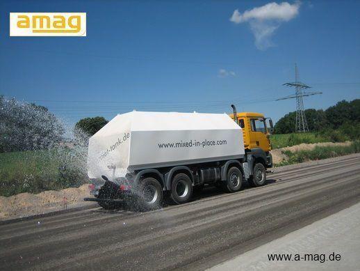 MAN Wasserwagen MAN TGA 41.480 - 8x8 veegmachine