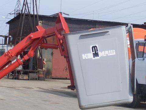 M30-20.00.000  vuilniscontainer