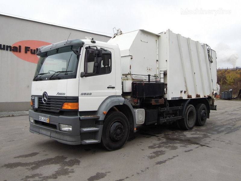 MERCEDES-BENZ Atego 2528 FOR PARTS vuilniswagen