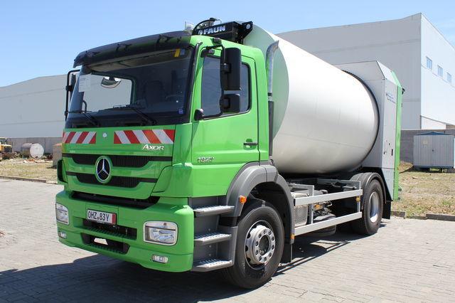 nieuw VARZ-MV-1823-16 vuilniswagen