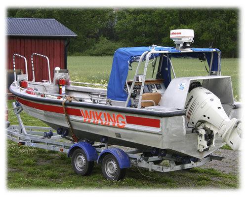 Fireboat andere gemeentelijke machines