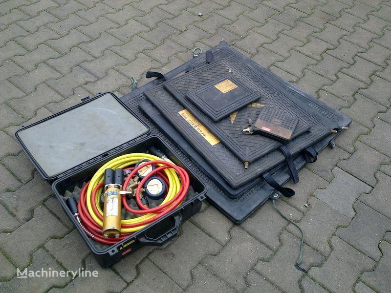 6* RESCUE BAG brandbestrijdingsmiddelen