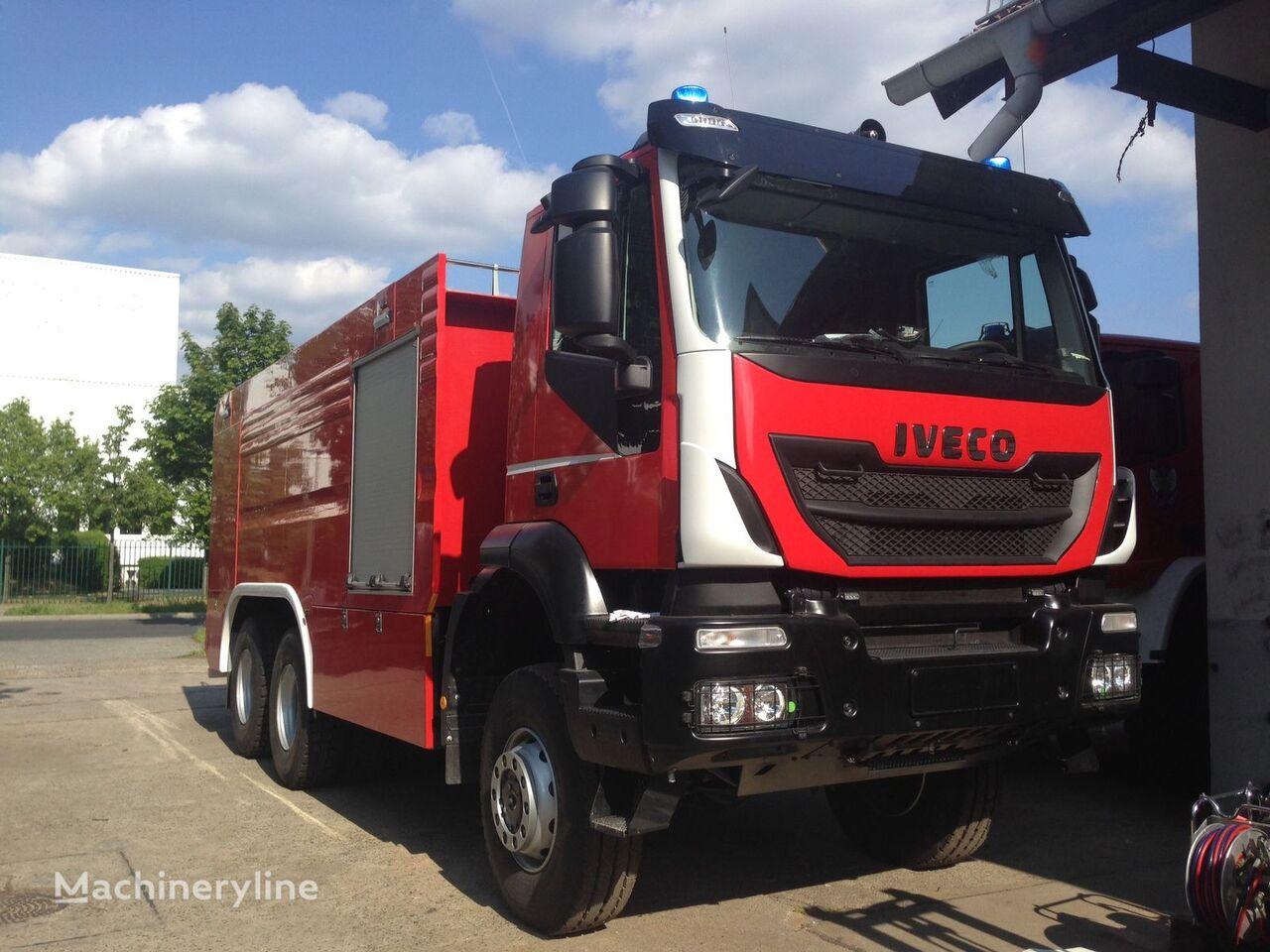 nieuw IVECO Trakker GTLF 13.000 L + 1.000 L brandweerwagen