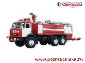 KAMAZ AA-8/60    brandweerwagen