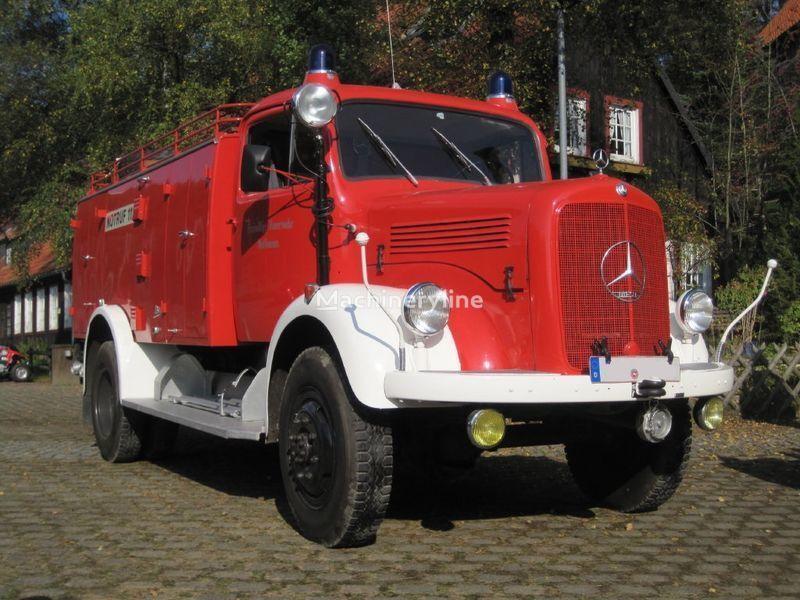 MERCEDES-BENZ LAF 311 Oldtimer brandweerwagen
