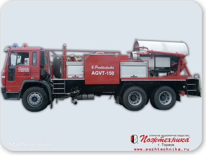 VOLVO AGVT-150 Avtomobil gazovogo tusheniya  brandweerwagen