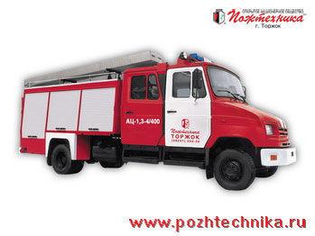ZIL  AC-1,3-4/400 brandweerwagen