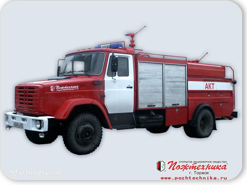 ZIL AKT-1,0/1000-40/40 Avtomobil kombinirovannogo tusheniya    brandweerwagen