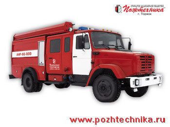 ZIL ANR-60-800 Avtomobil nasosno-rukavnyy  brandweerwagen
