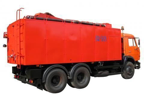 KAMAZ KO-564  hogedrukspoelwagen