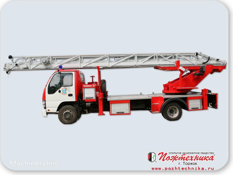 ISUZU AL-30 ladderwagen