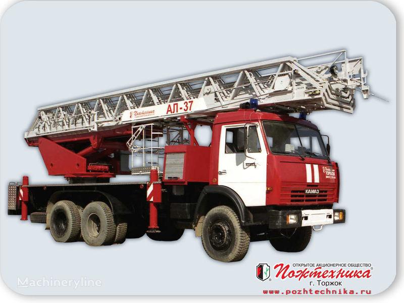 KAMAZ AL-37 ladderwagen