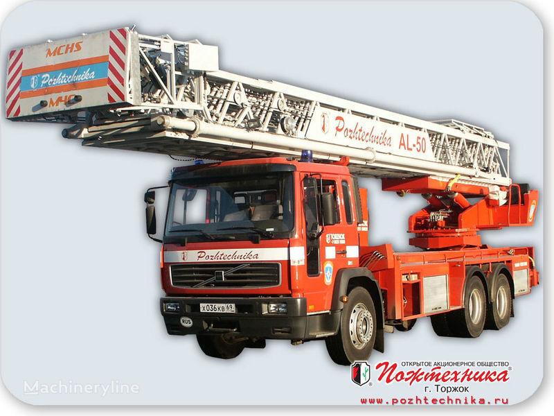 VOLVO AL-50 ladderwagen