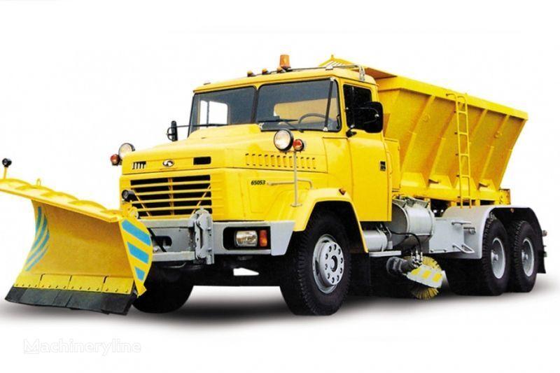 KRAZ 65053 KDM-1522/1521 sneeuwfrees