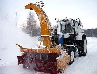 nieuw MTZ OFR 200 sneeuwfrees