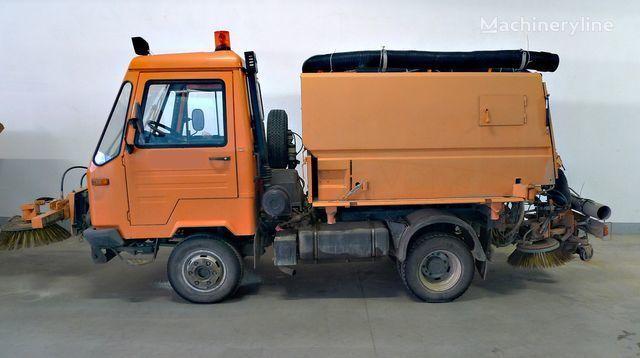 MULTICAR 26 TRILETY MUK (+ SAUGE 5m  veegmachine