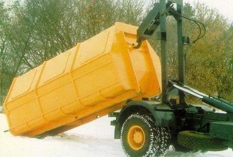 KO-452.01.00.000  vuilniscontainer