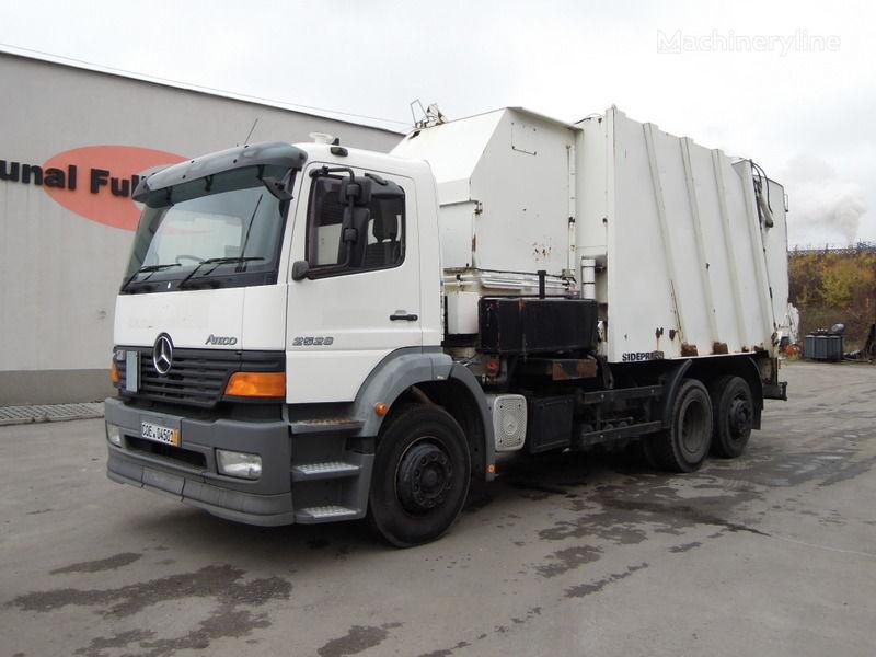 MERCEDES-BENZ Atego 2528 FOR PARTS vuilniswagen