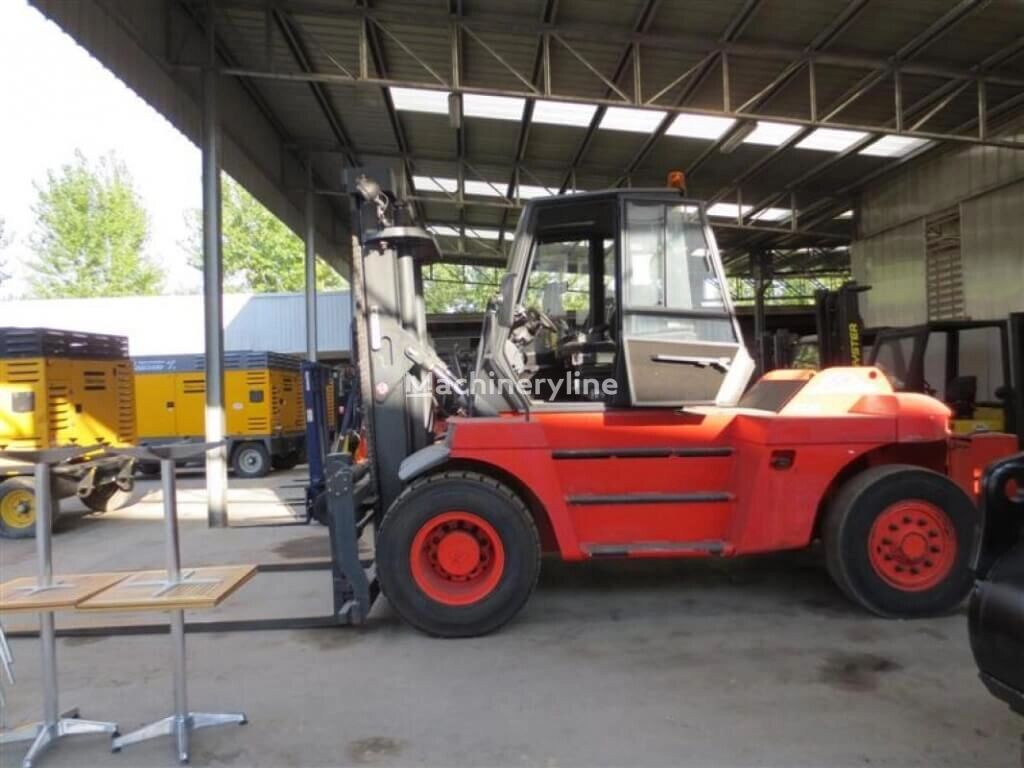 LINDE H100 container handler