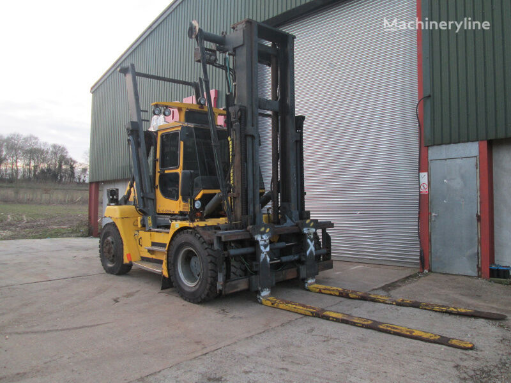 SMV Konecranes 10-600A container handler
