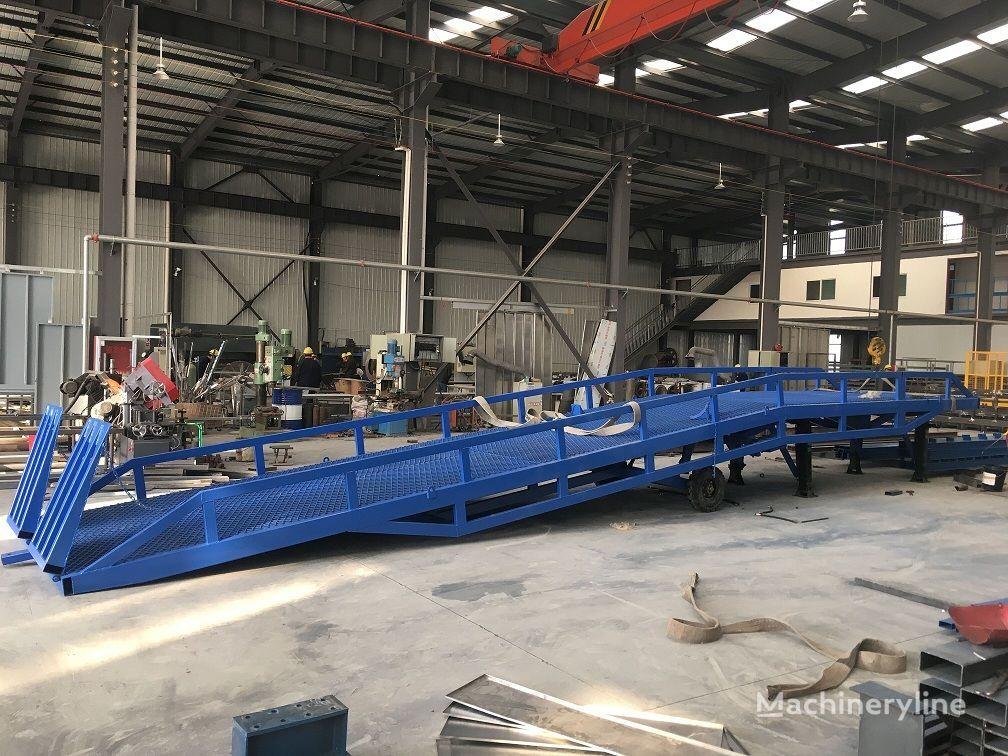 nieuw AZ-MACHINERY AZ RAMP-DCQ 6 L mobiele laadbrug