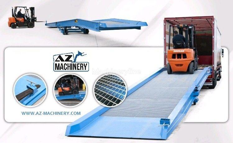 nieuw AZ-MACHINERY AZ RAMP- EASY 10 mobiele laadbrug