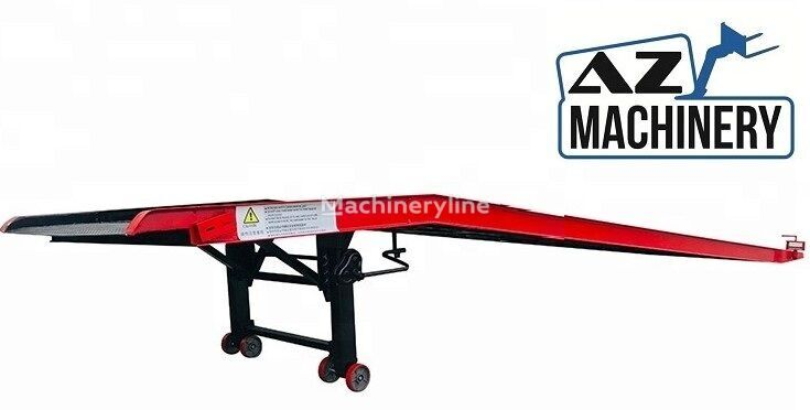 nieuw AZ-MACHINERY AZ RAMP-PRIME LARGE WLO mobiele laadbrug