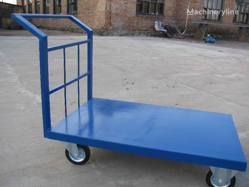 Telezhka platformennaya RT-160  palletwagen