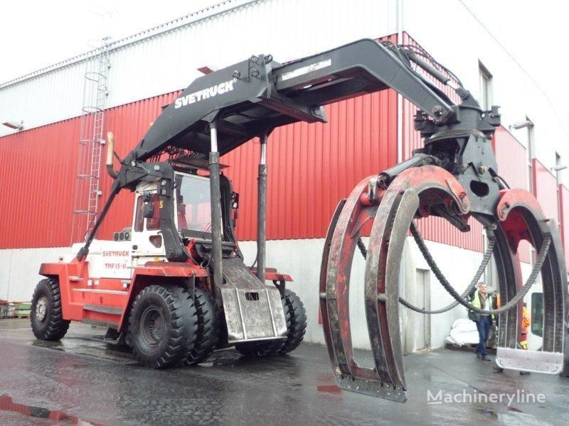 SVETRUCK TMF 15/11 reachstacker