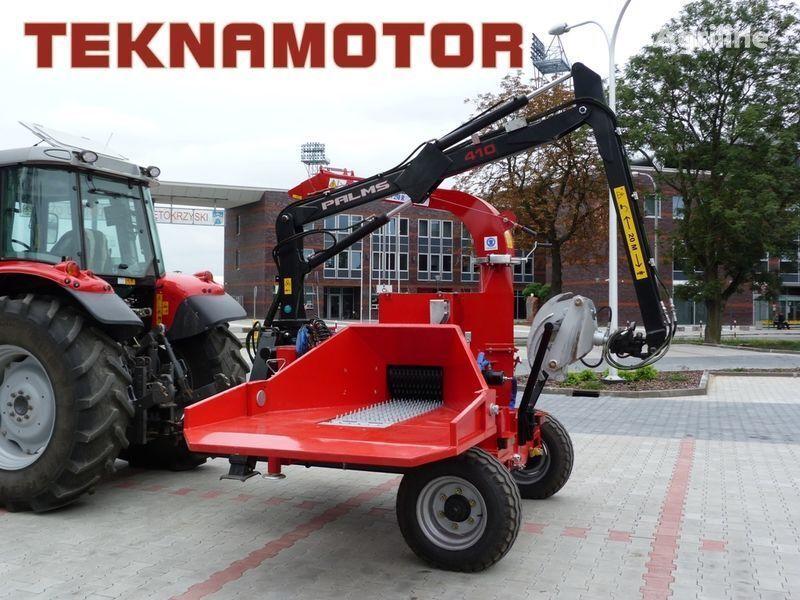 nieuw TEKNAMOTOR Skorpion 250 RG/90 houtversnipperaar