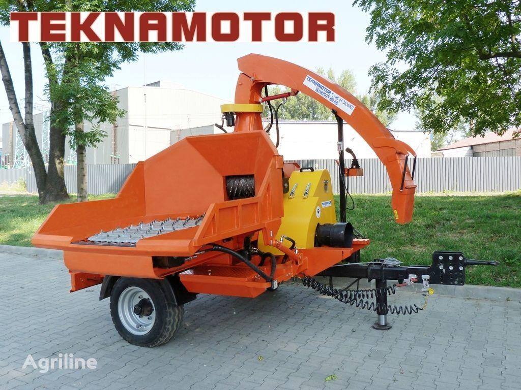 nieuw TEKNAMOTOR Skorpion 350 RB houtversnipperaar