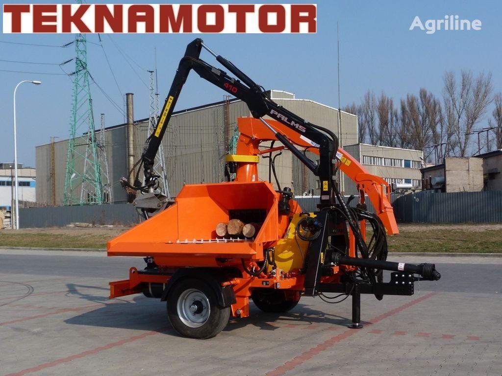 nieuw TEKNAMOTOR Skorpion 500 RB houtversnipperaar