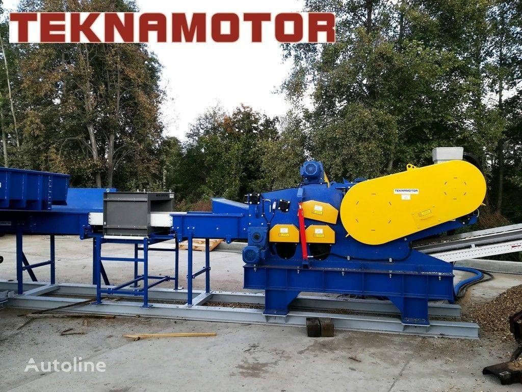 nieuw TEKNAMOTOR Skorpion 650 EB houtzagerij
