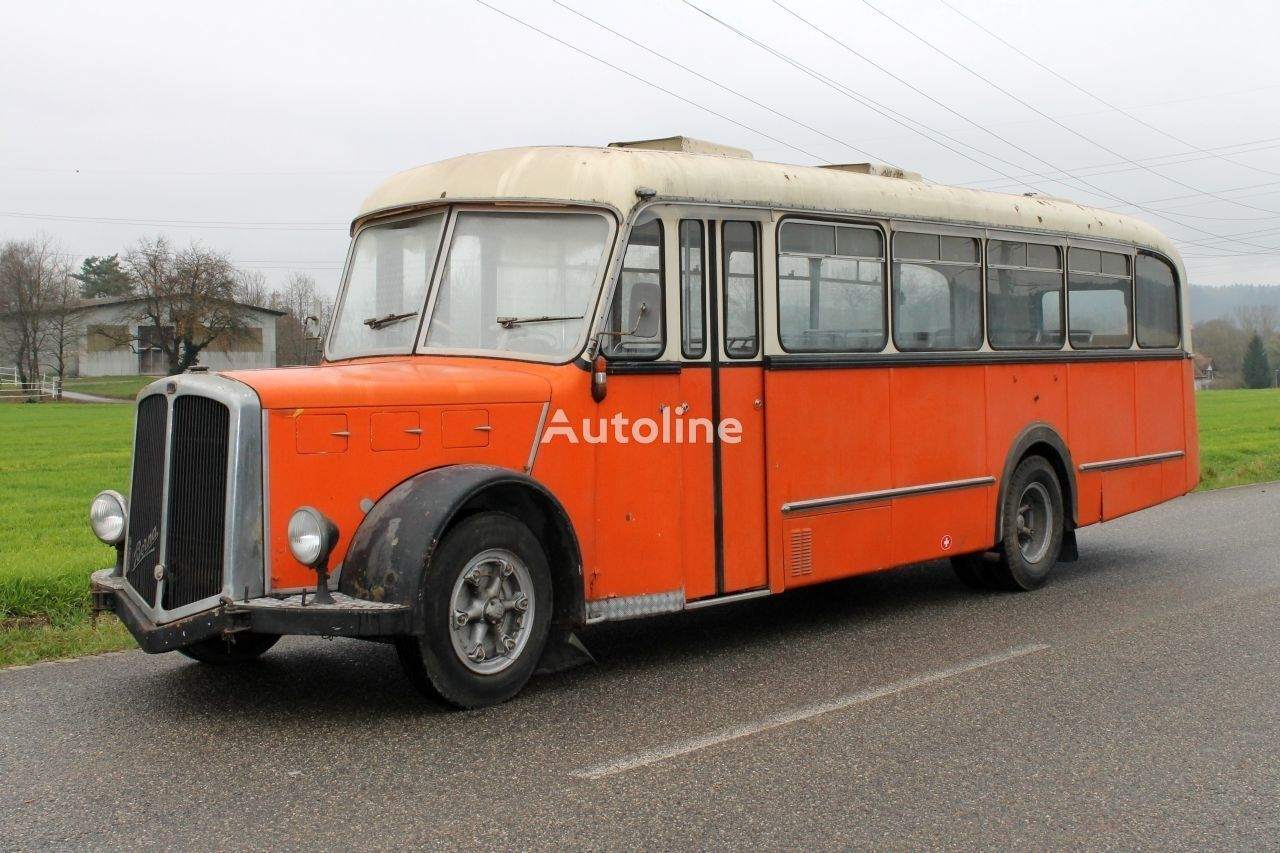 BERNA Saurer  intercity bus