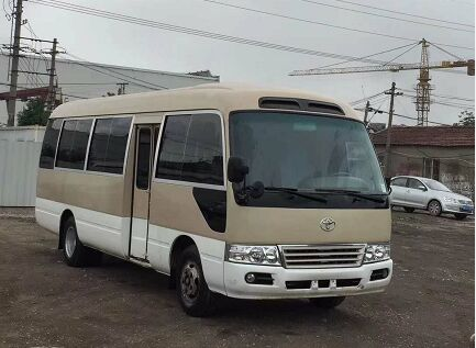 TOYOTA Coaster intercity bus