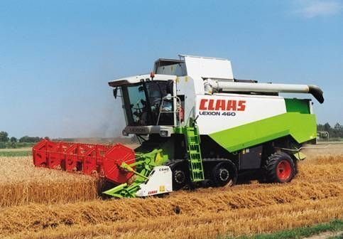 CLAAS LEXION 460 EVOLUTION Maaidorser