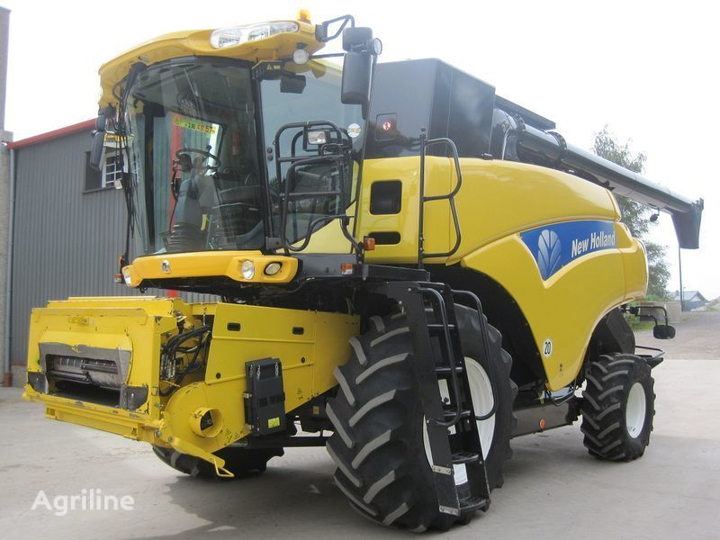 NEW HOLLAND CR 9080 Elevation HD  Maaidorser