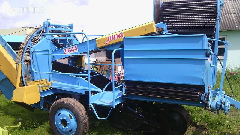 AGROMET ANNA-Z644 aardappel graver voor onderdelen