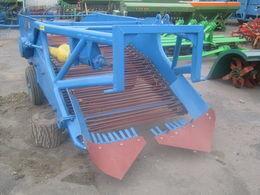 AGROMET Z-609 aardappel graver