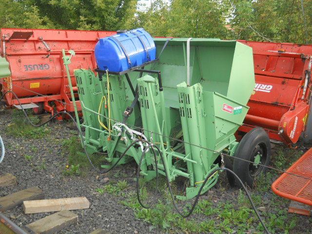 HASSIA aardappelpootmachine