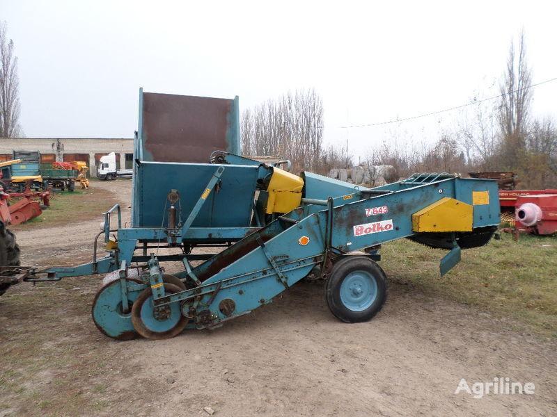BOLKO Z-643  aardappelrooier