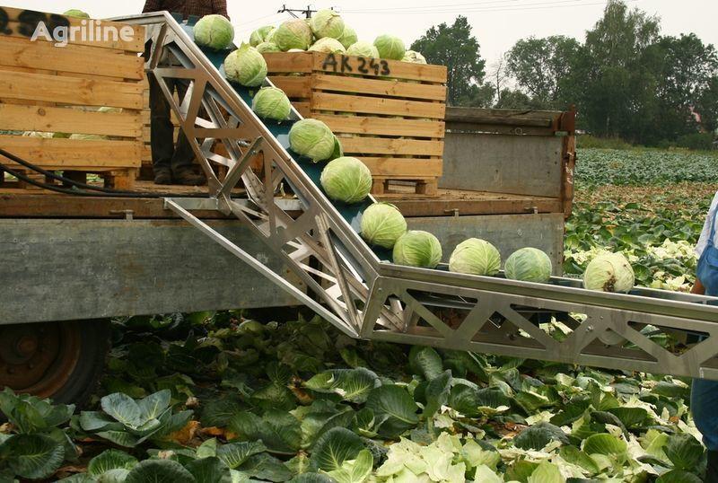 nieuw GRIMME Transporter dlya uborki kapusty aardappelrooier