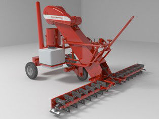 nieuw ROSTSELMASH Protravitel semyan andere landbouwmachines