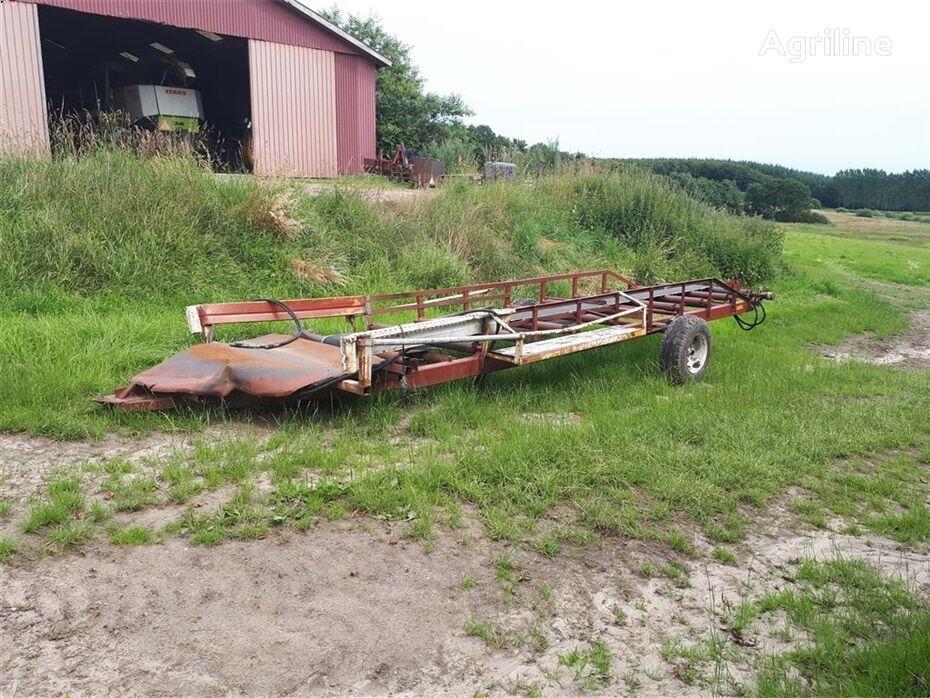 Fasterholt Ballesamlevogn balenverzamelwagen